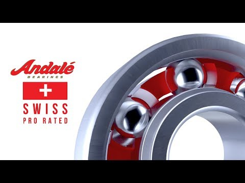 New Andale Swiss Pro Rated Bearings  | Andale Bearings