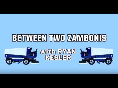Between Two Zambonis: Ryan Getzlaf