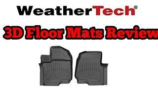 Weathertech 3D Floor Mats Review Turn 4 Automotive