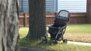 Man finds abandoned baby girl alone on Manitoba street