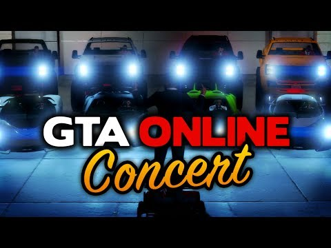 The GTA Online Concert