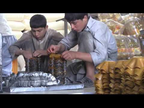 سوهان پزی در هرات - تمیم عبدالله