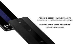 HUAWEI Mate 20 RS Porsche Design - Now in the Philippines