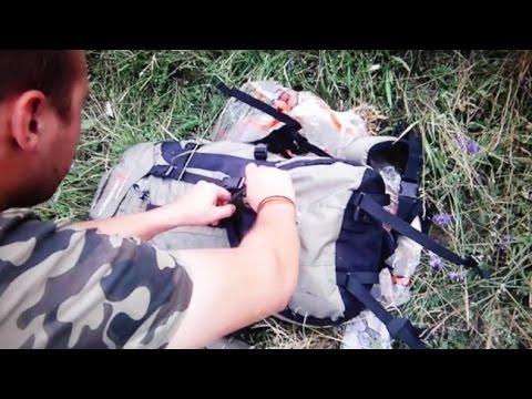 Horror video reveals MH17 crash aftermath