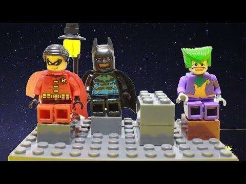 Вечерний Джокер  Бэтмен и Робин, Майнкрафт, Нексо Найтс, смешной мультик для детей на русском