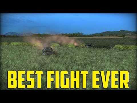 Wargame Airland Battle — Best Fight Ever