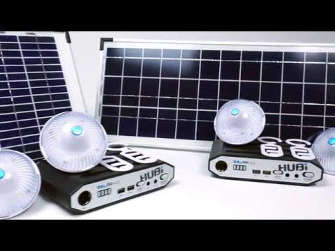 Solar Power Hub   Solar Hubi