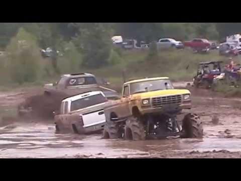 2015 Trucks Gone Wild @ Louisiana Mudfest