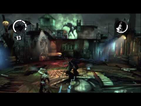 Batman: Arkham Asylum Playthrough Part 53 HD