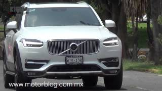 Volvo XC90 Inscription Prueba de Manejo Review