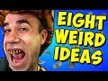 8 Weirdest Ideas That Made Millions