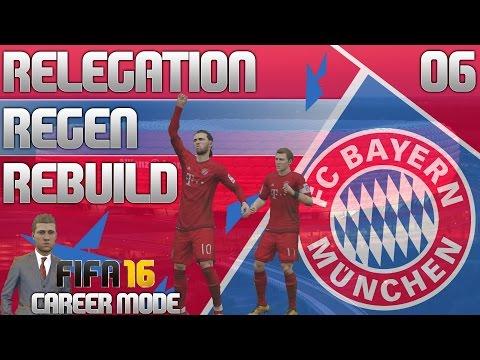 FIFA 16 Bayern Munich Career Mode - RRR - E06