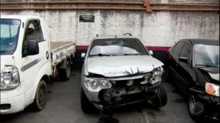 Reportagem da Semana: saiba como funciona a venda de sucata de veículos para o crime