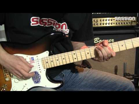 Fender 60th Anniversary Commemorative Stratocaster MN 2TSB Music Videos
