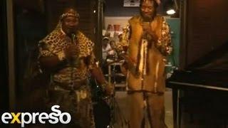 Maskandi performers teach katlego ukugida 03:48