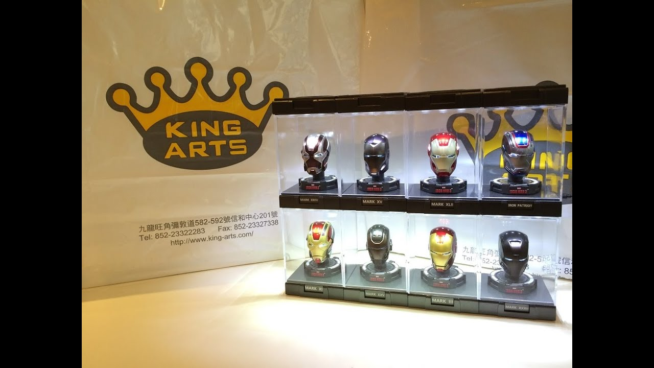 Iron King First Look King Arts Iron