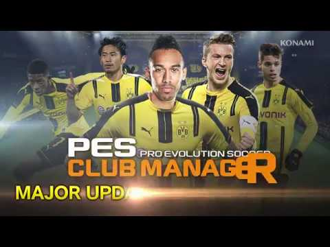 PES CLUB MANAGER APK Cover