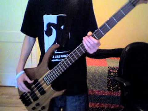 Jet - Are You Gonna Be My Girl (Bass Cover)