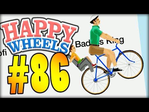 SAMMELT EURE ENERGIE!!   Happy Wheels #86