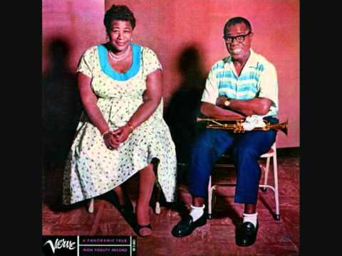Ella Fitzgerald Amp Louis Armstrong April In Paris Youtube