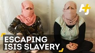 Yazidi Sisters Share What ISIS Slavery Was Like