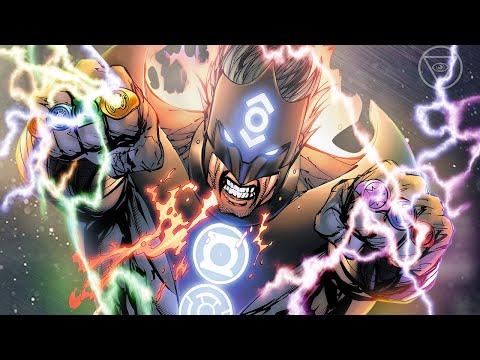Кайл Райнер: Белый Фонарь. Гибридный Фонарь \ (Концепция) DC Comics