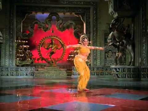 Padmini's dance in Mera Naam Joker (1970)