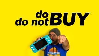 Nintendo Switch Lite vs Switch buyers guide