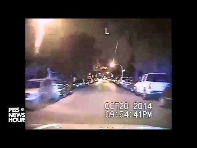 Chicago releases graphic video of officer fatally shooting 17-year-old Laquan McDonald