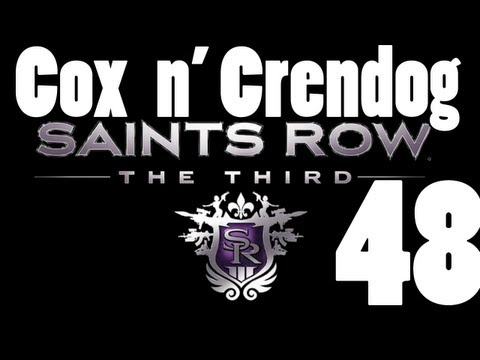 Saints Row the Third [Part 48] - Revenge of the Knights of Victory