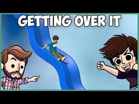DO IT FOR OUR CHILD! | Getting Over It (Part 7) thumbnail
