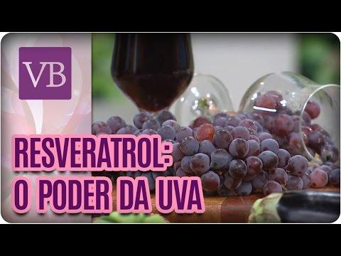Resveratrol: O Poder da Uva – Você Bonita (07/12/16)