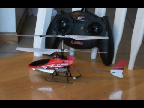 Hobby King Micro Coaxial Heli Review