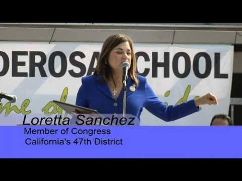 Ponderosa School Dedication Ceremony