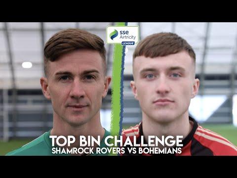 TOB BIN CHALLENGE | Ronan Finn vs Danny Grant