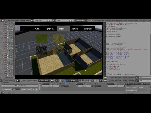 Game   Blender Level Editor 3.0 Game Maker in BGE Project Six   Blender Level Editor 3.0 Game Maker in BGE Project Six