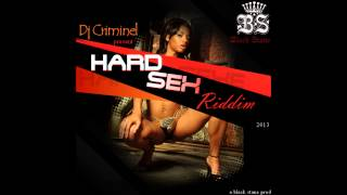 Slim- Big Tchune [Hard Sex Riddim By Dj Criminel