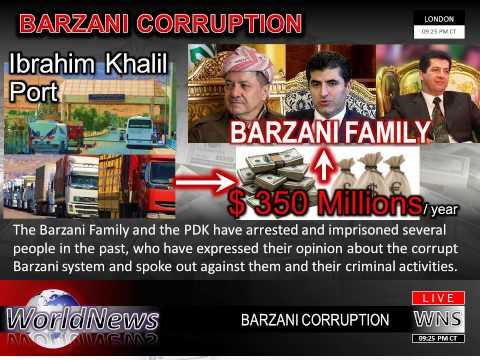 Barzani Corruption Ibrahim Khalil 2