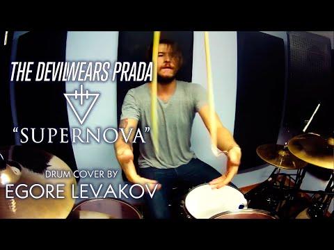 The Devil Wears Prada - Supernova Drums