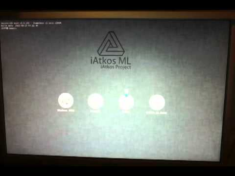 iAtkos ML Beta3 as installed by Karmic Alice
