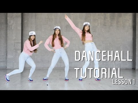 Dancehall Tutorials | Lesson 1 - Bogle, Willie bounce, World Dance