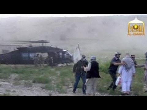 Taliban release video of Bergdahl handover to U.S. military