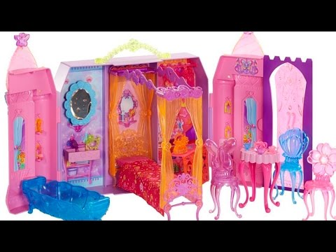 Barbie and the Secret Door Castle / Bajkowy Zamek Księżniczki - Barbie i Tajemnicze Drzwi