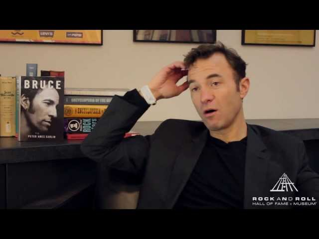 Interview with Bruce Springsteen Biographer Peter Ames Carlin