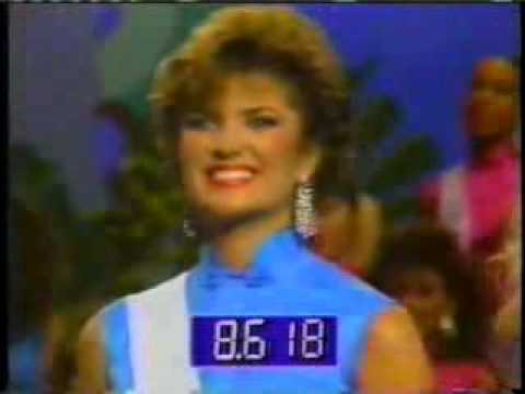 Miss Universe 1987 Top 10 Semifinalists