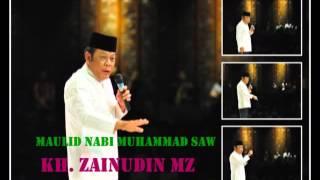 KH. ZAINUDIN MZ - Maulid Nabi Muhammad SAW Ponpes KH. Abdurrahman Madinah