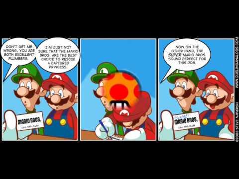 Funny Mario Pics And Comics FUNNY YouTube