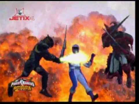 POWER RANGER OPERATION OVERDRIVE . Hanna Montana : Nessuno è perfetto !!!!.wmv