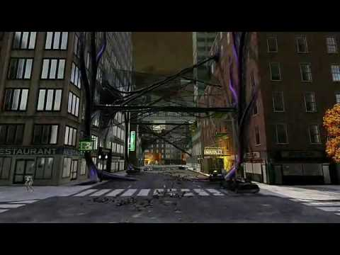 Spider-Man: Web of Shadows 'Launch Trailer' HD QUALITY