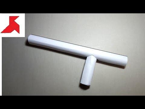 DIY - Как сделать ТОНФУ из бумаги а4 своими руками?